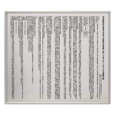 画像3: 宅地建物取引業者登録票+宅建報酬額票(令和元年改訂版)スタンダードシルバーセット (3)